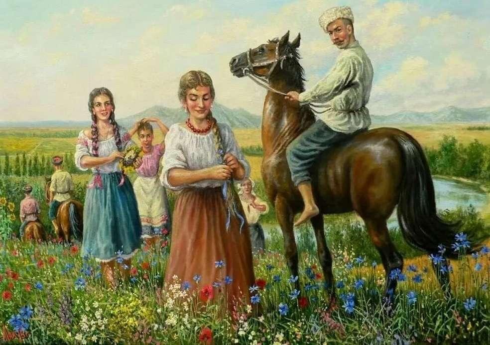 Так говорят на Дону… Что мы знаем о семейной жизни казаков