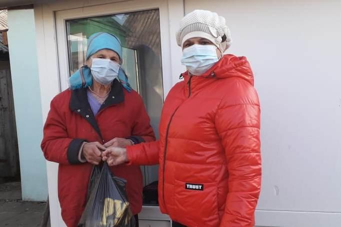 Кашарский район присоединился к Общероссийской акции взаимопомощи #МыВместе