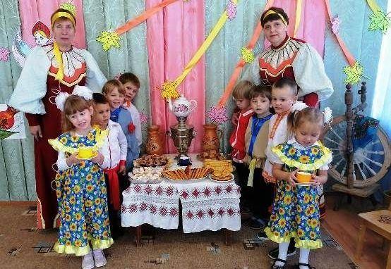 В Первомайском детском саду возрождают традиции