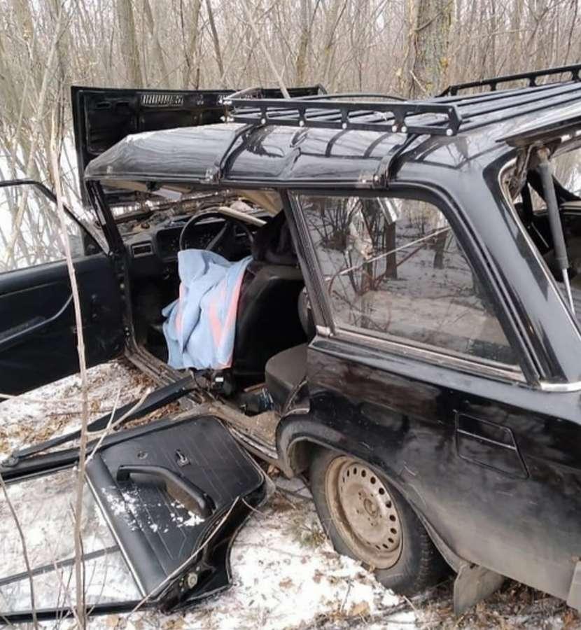 На трассе Кашары – Морозовск произошло дорожно-транспортное происшествие