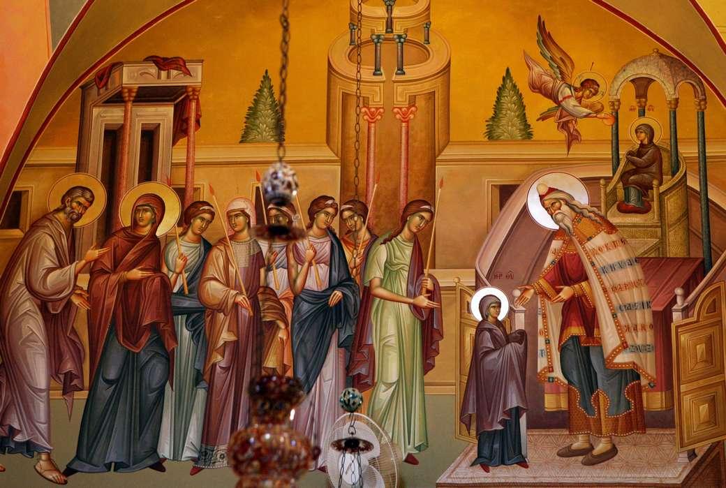 Введение во храм Пресвятой Богородицы: история, обычаи, приметы