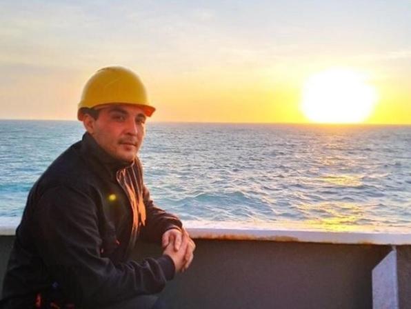 Ростовчанин Руслан Катюхин выжил после кораблекрушения в Баренцевом море