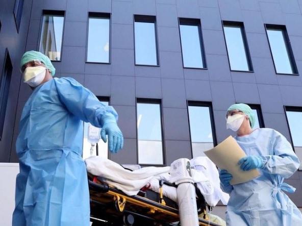 В Ростовской области за последние сутки выявили 384 случая заражения COVID-19