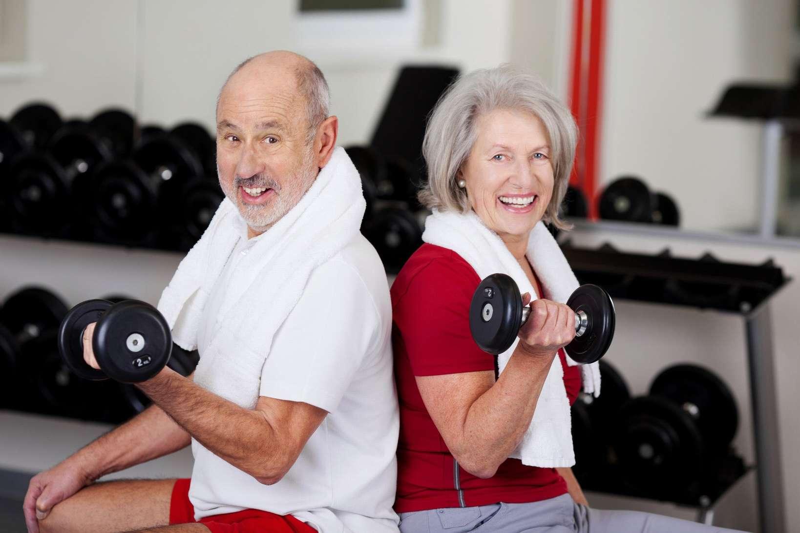 Организованы бесплатные занятия физкультурой и спортом для пенсионеров и ветеранов