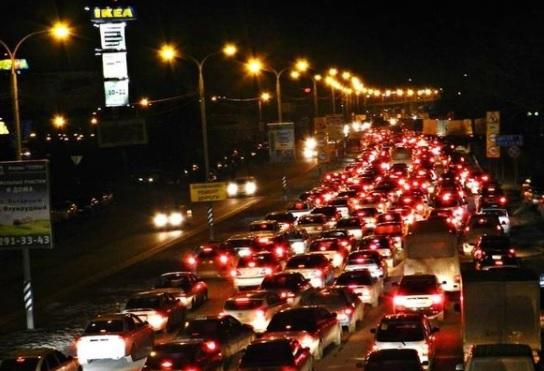 Ростов-на-Дону включили в мировой рейтинг по пробкам