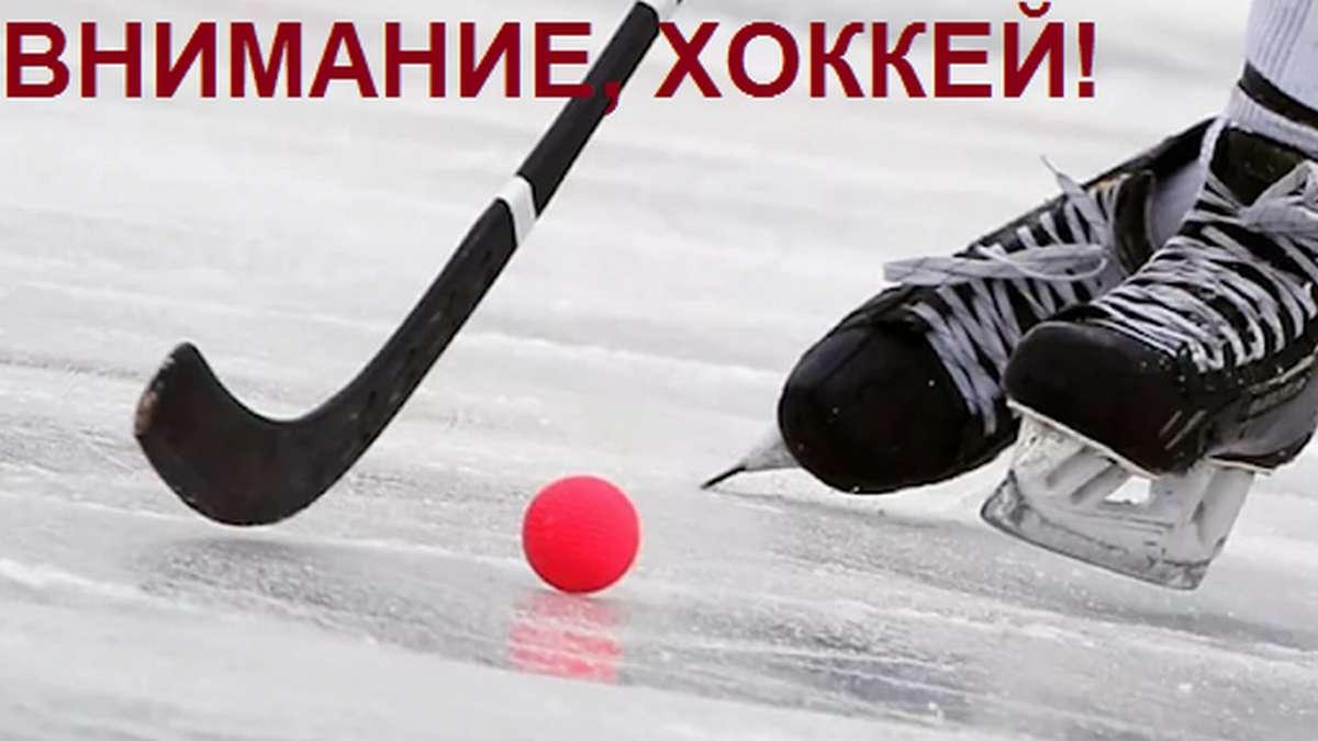 Ледовая арена «Светлый» приглашает на хоккей