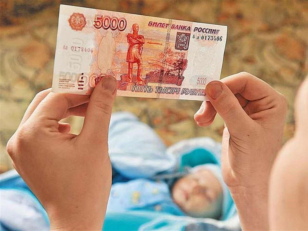 Прием заявлений на детские выплаты в размере 5 тысяч рублей завершится через два месяца