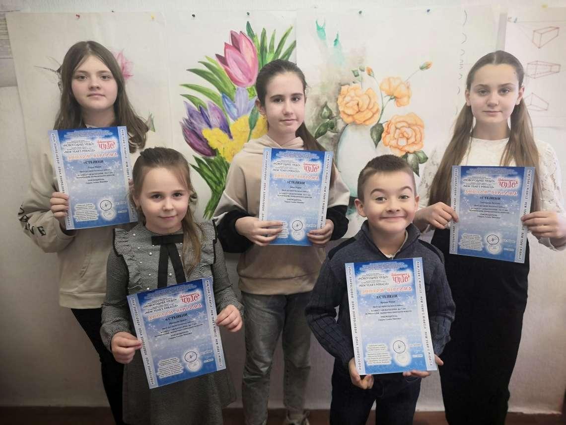 Воспитанники детской школы искусств Кашарского района в числе лучших
