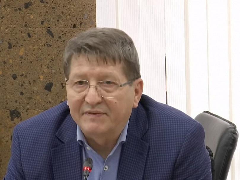 Лидером Союза журналистов Ростовского отделения избран Анатолий Петрович Максак