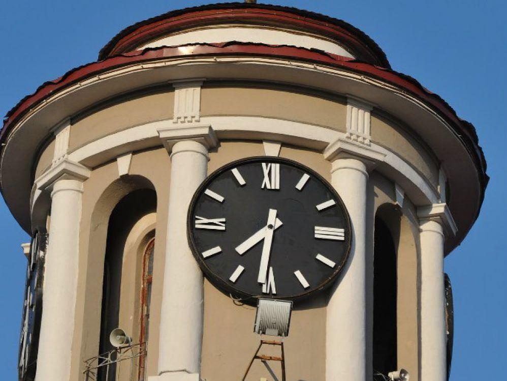 Мелодию часов, расположенных на башне ЦУМа, вернули в Донской столице
