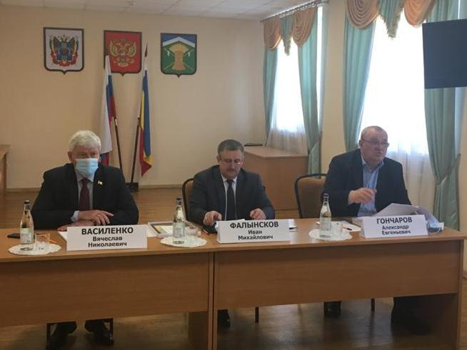 Отчет Главы о результатах деятельности Администрации Кашарского района за 12 месяцев 2020 года