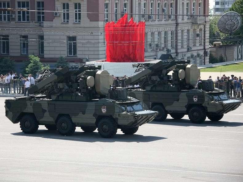 Стало известно, какая военная техника будет участвовать в параде Победы