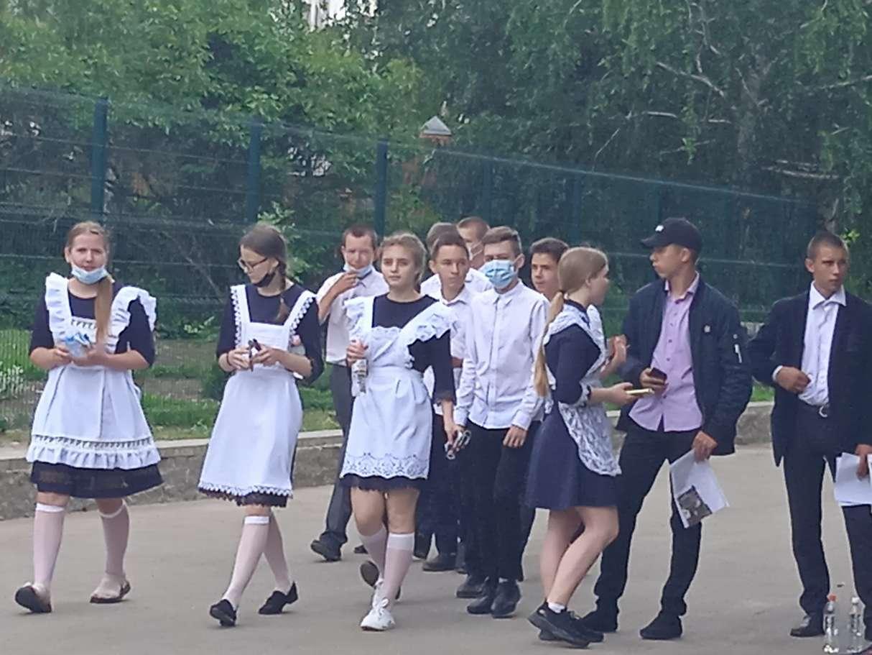 Девятиклассники Кашарского района приступили к сдаче экзаменов