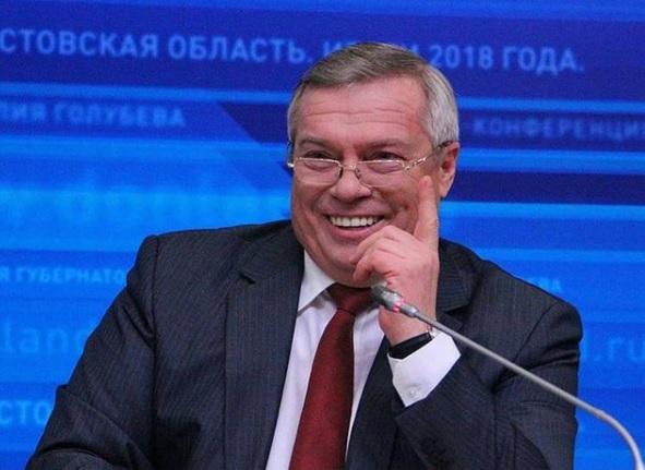 Ограничения по коронавирусу в Ростовской области ослабил с 26 августа губернатор Голубев