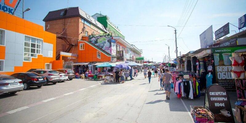 Жители столицы региона требуют перенести рынок «Темерник» за город