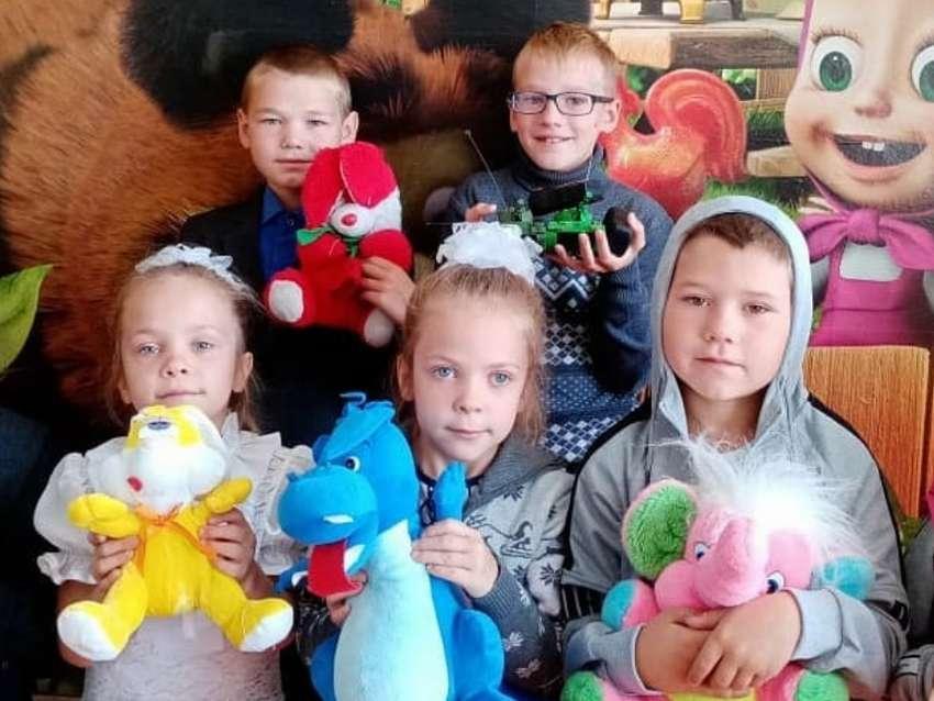В «неделе добра» приняли участие ребята из Пономаревской школы