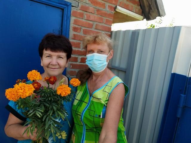 Визит внимания действует: соцработники Кашарского района применяют новые методы работы