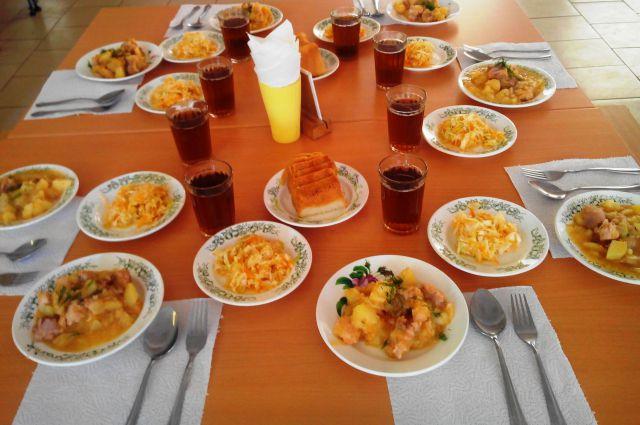 Какой должна быть бесплатная школьная еда?