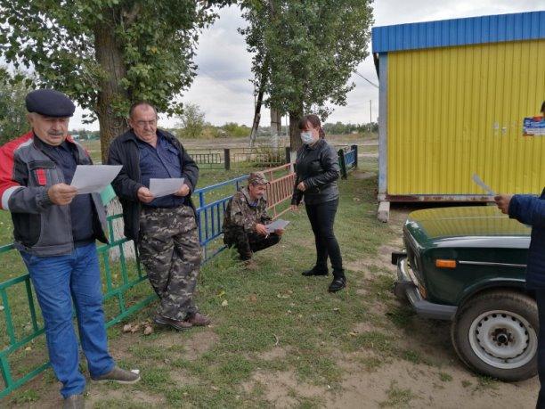 Фомино-Свечниковцы выступают за безопасные дороги