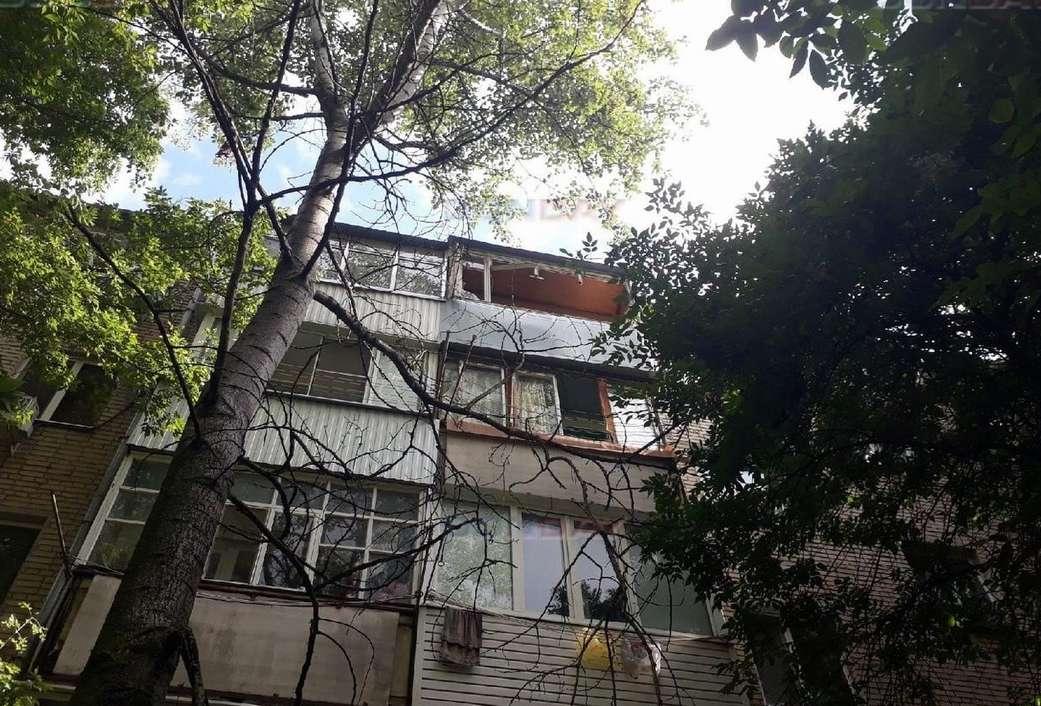 В Ростове-на-Дону в многоэтажке произошел взрыв газа