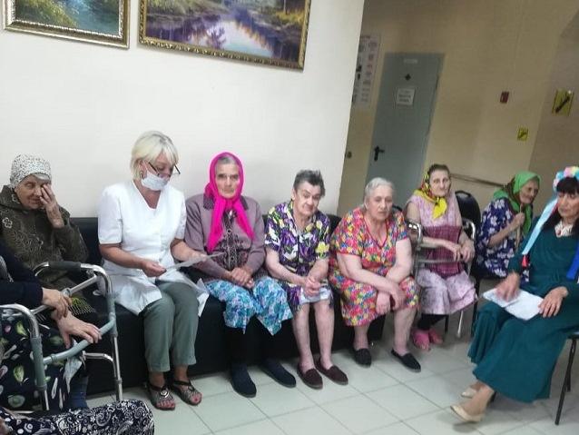 В СРО Кашарского района состоялся разговор на интересную тему