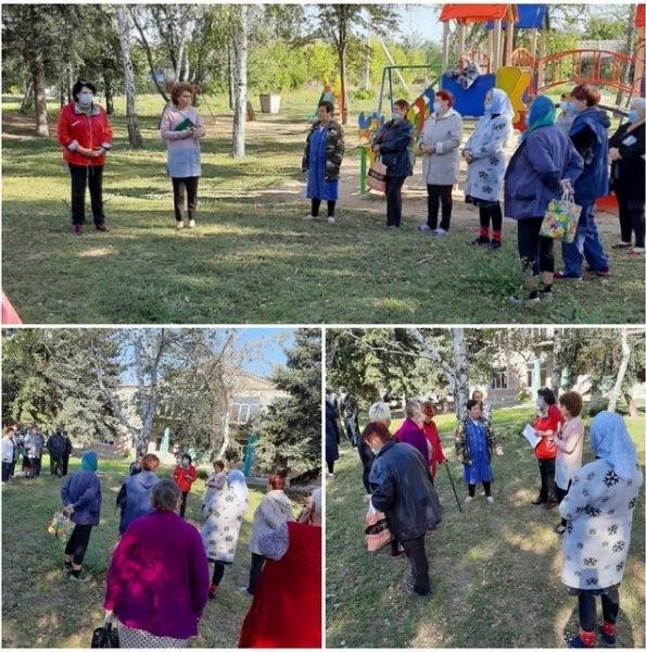 Вопрос программы догазификации домовладений граждан подняли в Дибровом Кашарского района