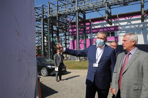 Готовность завода «ДонБиоТех» превышает 80%