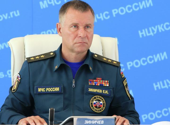 Глава МЧС России Зиничев погиб на учениях в Норильске