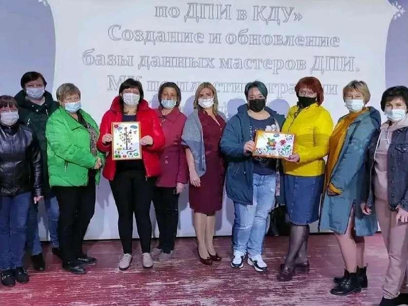 Для культорганизаторов Кашарского района прошел семинар по ДПИ