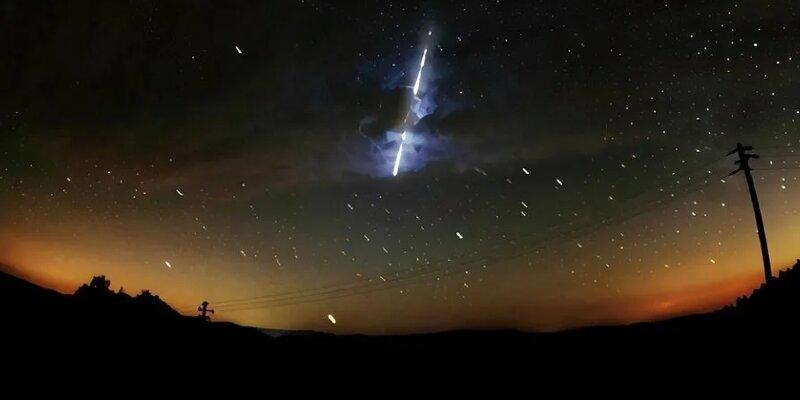 В октябре жители Ростовской области смогут увидеть метеорный поток Дракониды и Ориониды